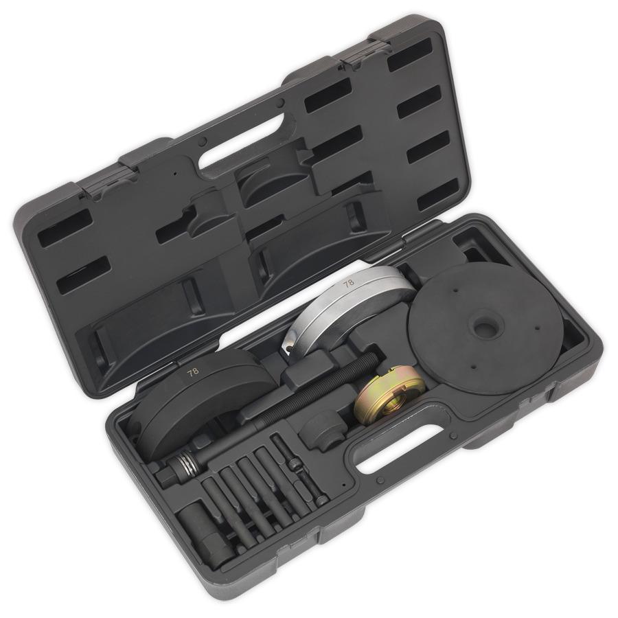 WT-6063 GEN 2 Wheel Bearing Fitting/Removal Tool Kit Ø 78mm