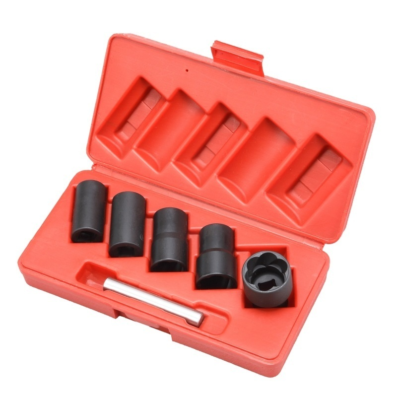 Fc 906u2 Twist Socket Set 5pc Force Tools Kepmar Eu