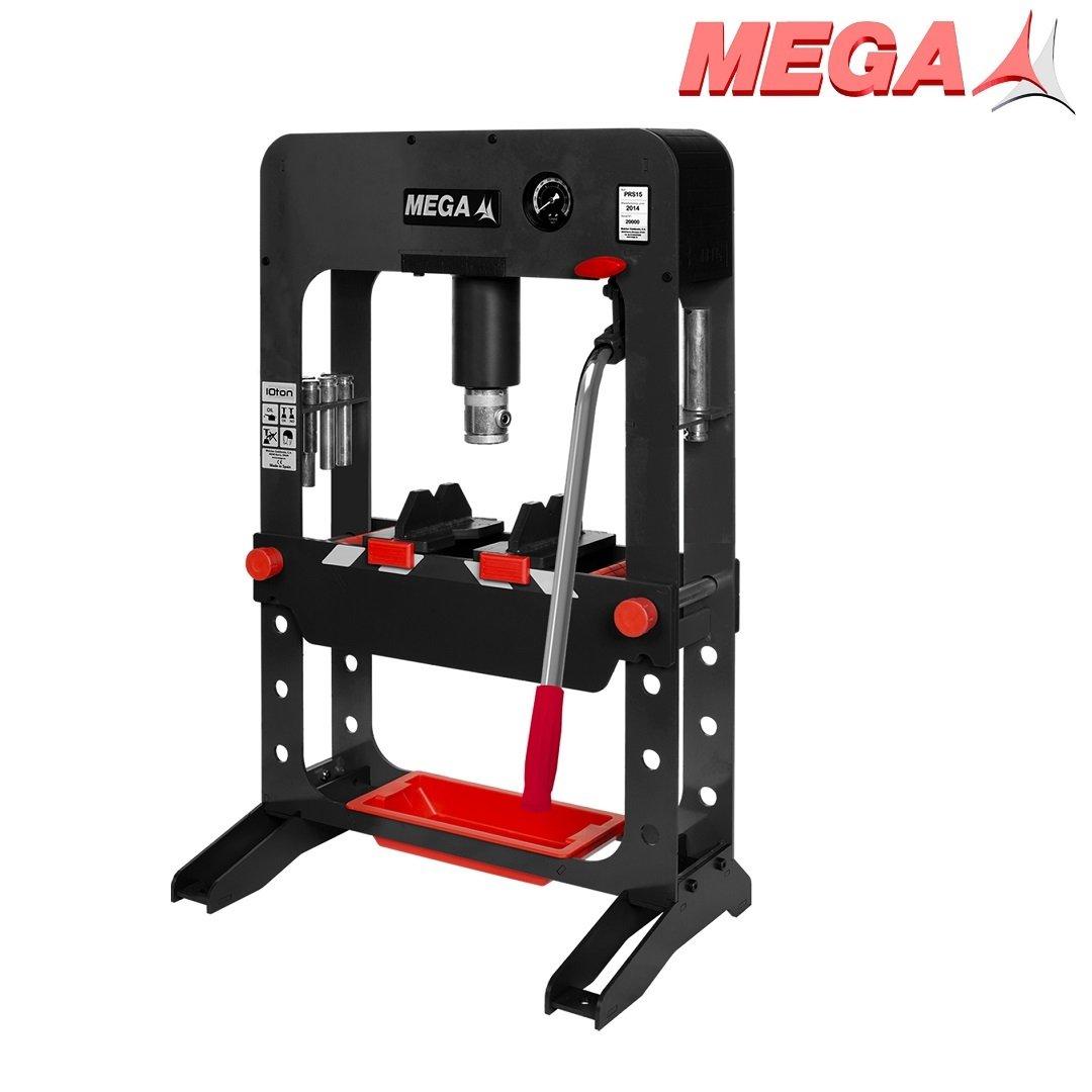 Mega Prs10g Hydraulic Bench Press 10 Ton Force Tools
