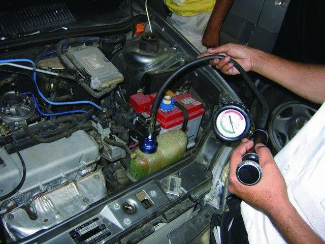 Wt-915 Universal Radiator Pressure Tester Kit
