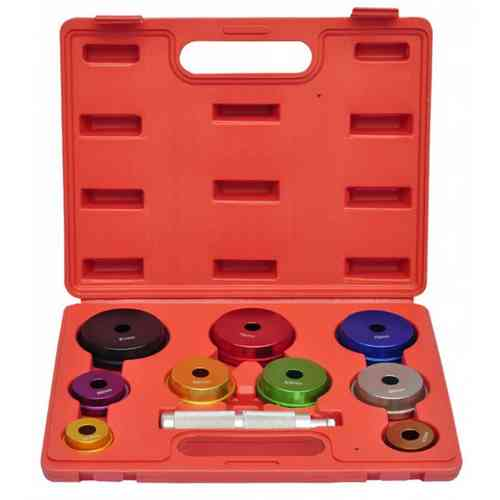 WT-112010 Bearing Race and Seal Driver Set 10pc