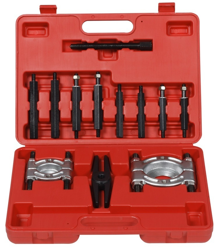 How To Use Bearing Puller Set : Wt bearing separator and puller set force tools