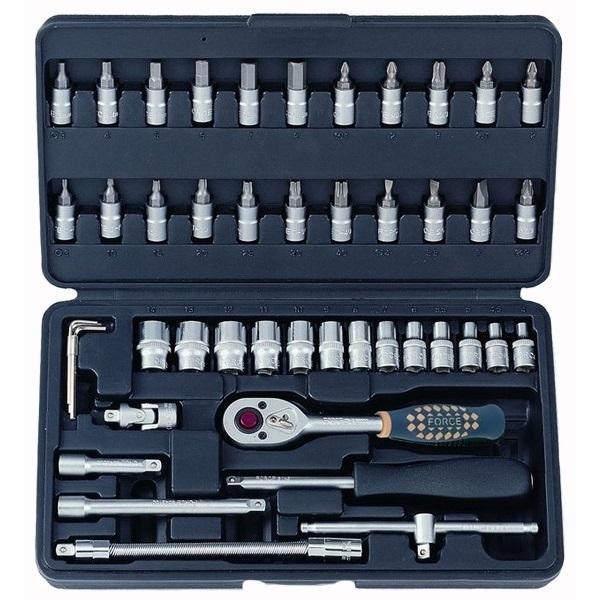 Force 2462 1 4 Quot Socket Set 46pc Force Tools Kepmar Eu