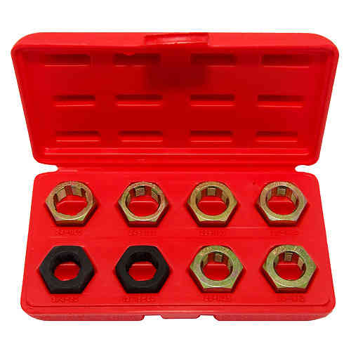 FC-67001 Axle Spindle Rethreading Set 8pc