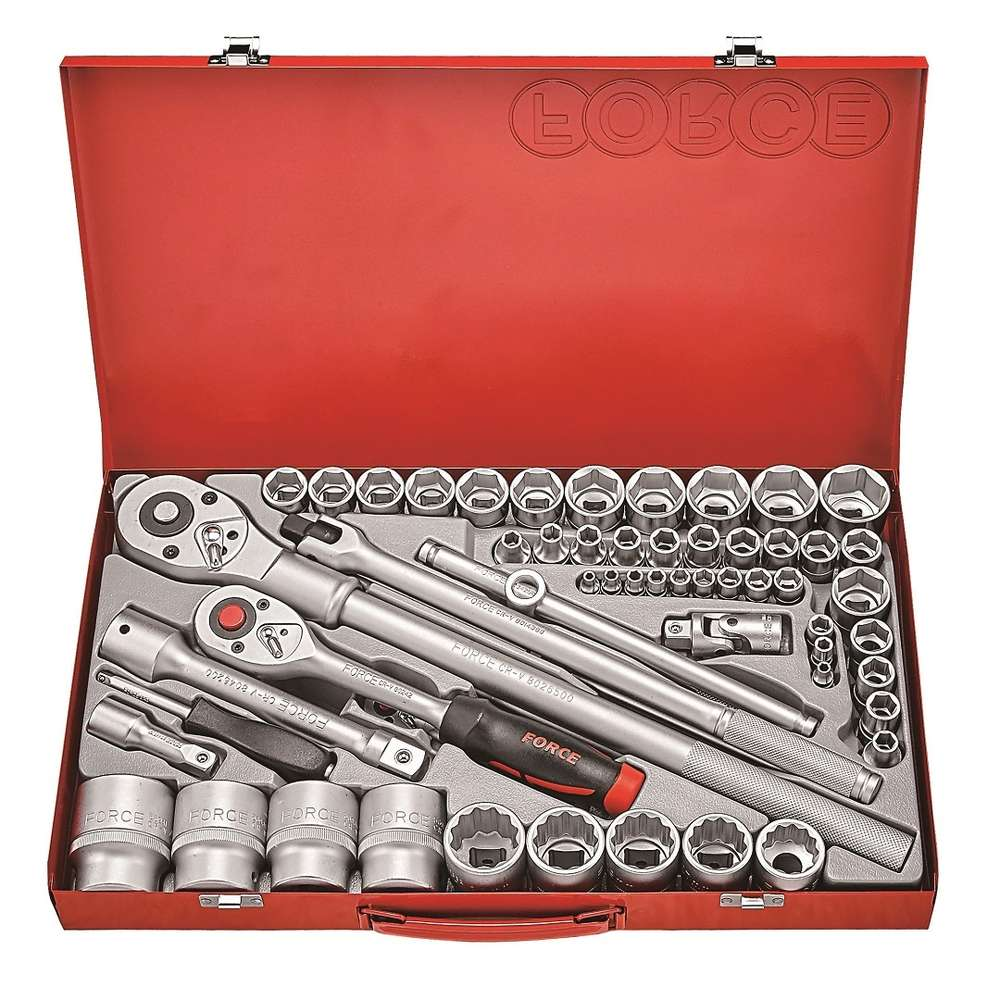 AIR IMPACT EXTENSION BAR SOCKET WRENCH SET 6pc