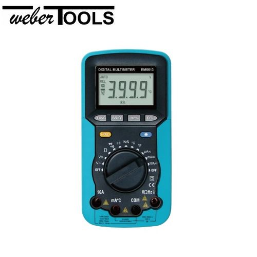 WT-2037 Digitale multimeter AC/DC