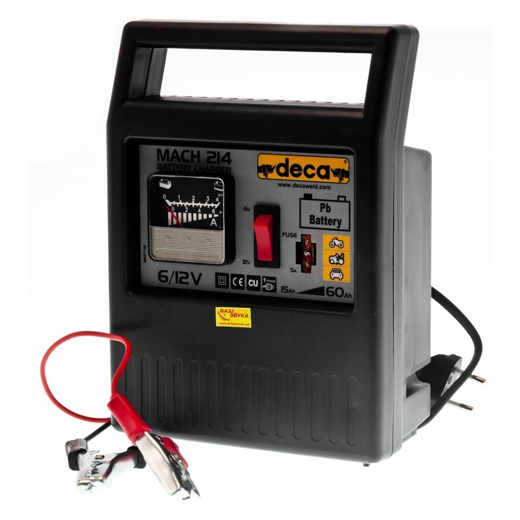 Зарядное устройство mach инструкция
