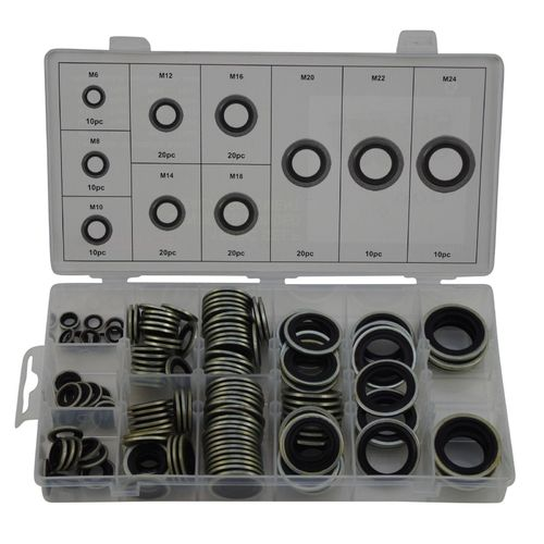 FD-2241 Multiseal ringen assortiment 150 delig