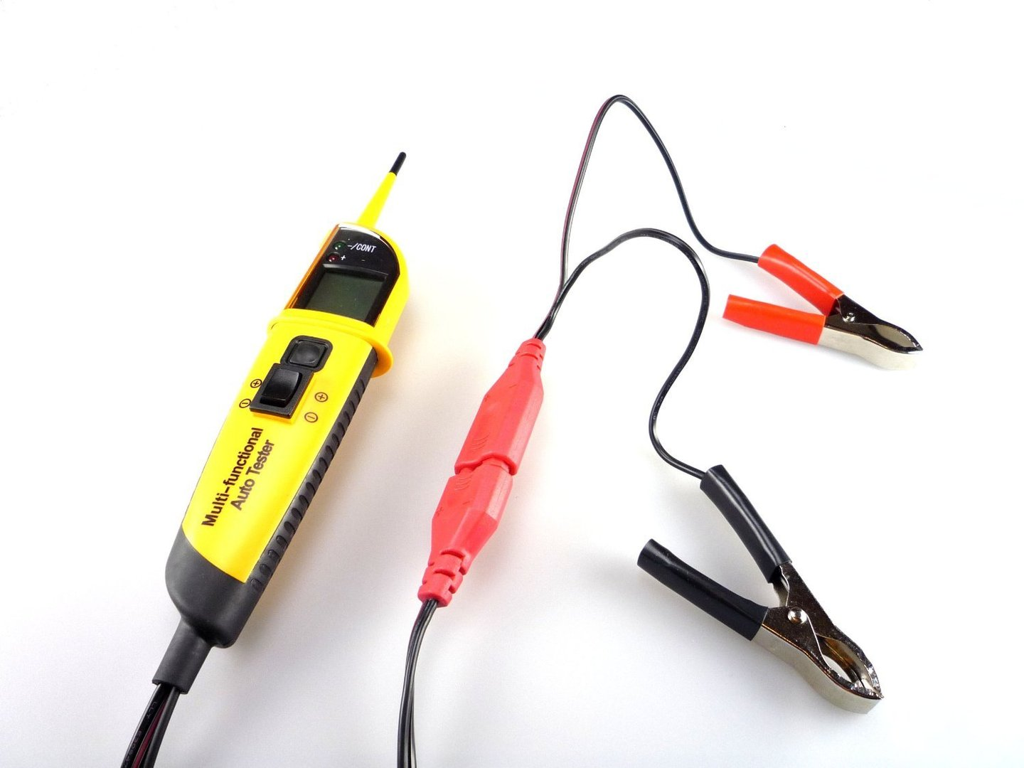 Wt 417 Multi Functional Auto Circuit Tester With Lcd Display Wiring