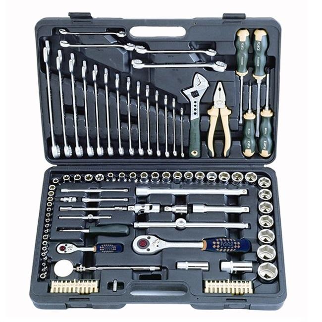 force 41021 werkzeugkoffer gef llt 102 tlg force tools. Black Bedroom Furniture Sets. Home Design Ideas