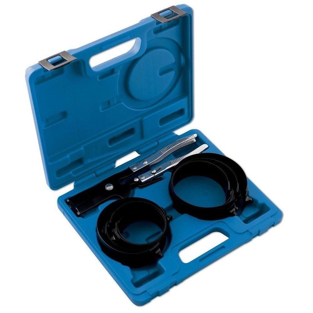 FC-62001 Piston Ring Compressor Set - FORCE Tools - kepmar.eu for Piston Ring Clamp  103wja