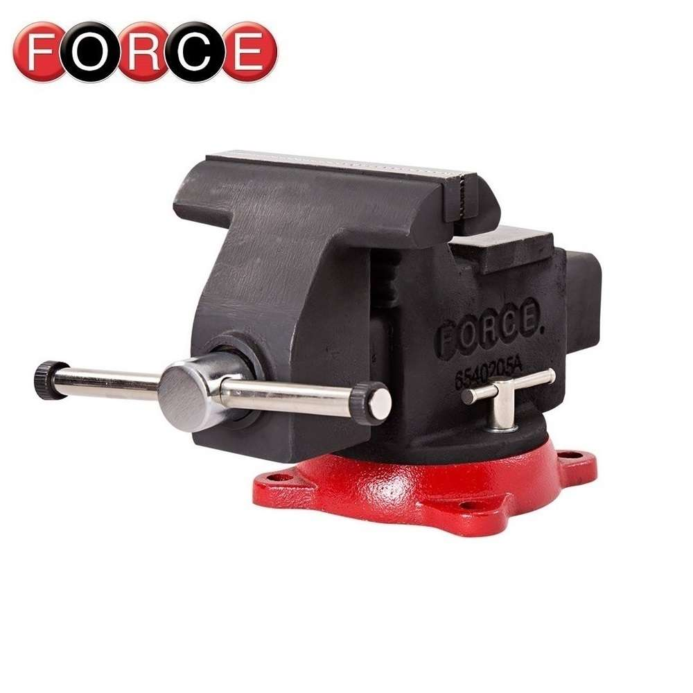 Swell Fc 6540205A Heavy Duty Bench Vise 125 Mm Andrewgaddart Wooden Chair Designs For Living Room Andrewgaddartcom