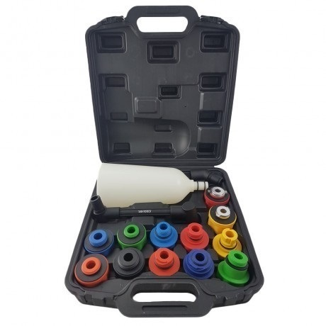 WT-1307 Engine Oil Filler Set 15pc