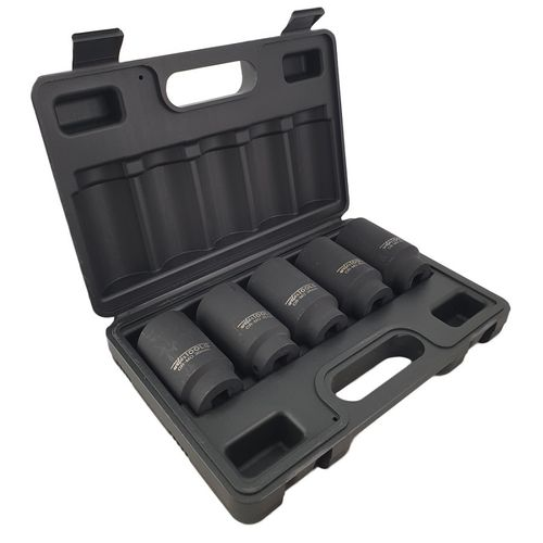 WT-8682 Drive Shaft Socket Wrench Set 5pc