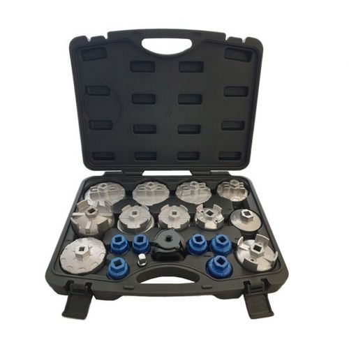 WT-61925 Cup Type Oil Filter Wrench Set 19pcs