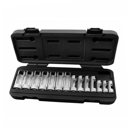 WT-8652 Slotted Special Socket Set 14pc